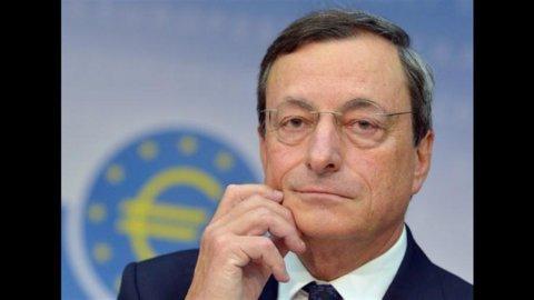 Bce, da gennaio al via alla supervisione bancaria
