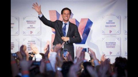 Elezioni in Olanda: crolla l'ultradestra, trionfano i partiti filo Ue