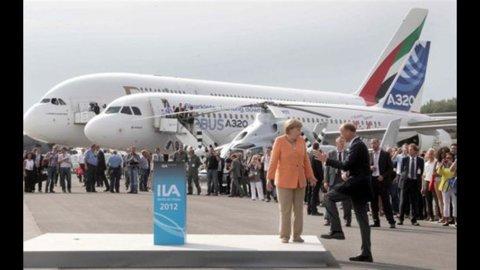 Eads e Bae Systems verso l'unione contro Boeing