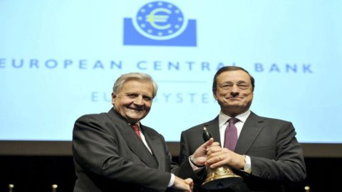 Trichet: sanzioni immediate per chi non rispetta le regole
