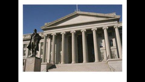 Usa: deficit partite correnti terzo trimestre ai minimi dal 2010