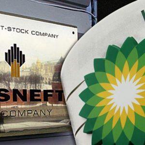 Petrolio, grandi manovre fra Bp e Rosneft