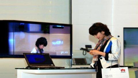 Huawei punta forte sull'Italia: 1,1 miliardi di investimenti e 700 posti di lavoro