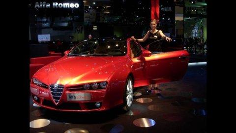 Fiat, slitta al 2014 il rilancio di Alfa Romeo negli Usa