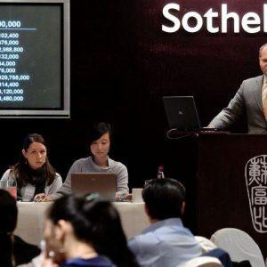 Sotheby's e Christie's, un vero successo per l'arte italiana a Londra