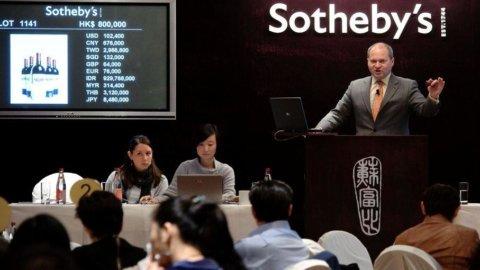 Sotheby's, la collezione Mis aggiudicata a Parigi per quasi 20 milioni di euro