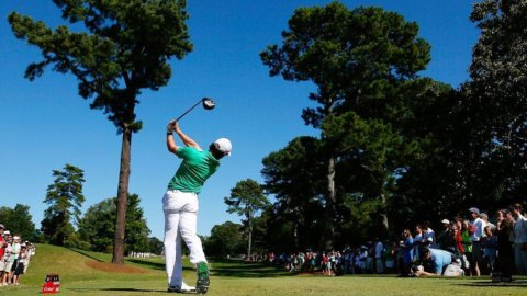 Golf: McIlroy, Mickelson, Rose e Westwood in nord Carolina per il Fargo Championship