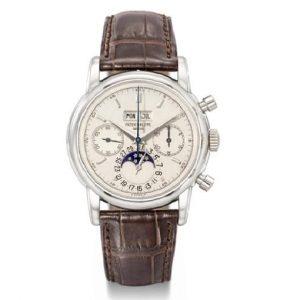 Straordinaria asta di orologi da Christie's: ci sono i 3 più importanti prodotti di Patek Philippe