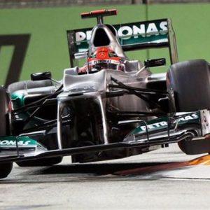Auto, F1: il fallimento di Schumacher