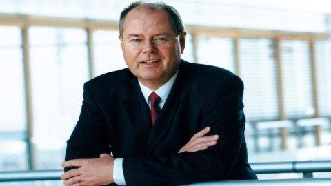 Germania, Spd incorona Steinbrueck: sarà lui a sfidare Merkel