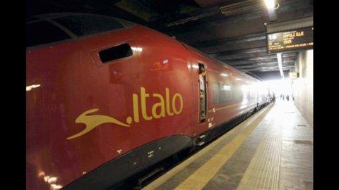 Ntv, Italo corre a tutta velocità: +41% dei viaggiatori in settembre rispetto ad agosto