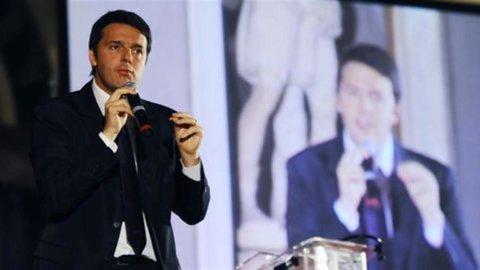 Primarie, scontro Vendola-Renzi