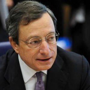 """Draghi, la strada per la ripresa è """"ancora lunga"""""""