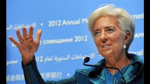 """Fmi, Lagarde: """"Necessario concedere due anni in più alla Grecia"""""""