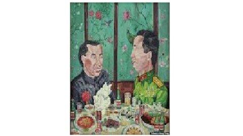 L'arte moderna asiatica conquista Hong Kong: un successo l'asta di Sotheby's