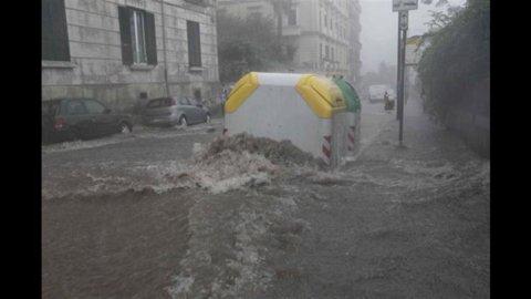 Maltempo: rischio nubifragio a Roma, ma Alemanno ridimensiona l'allarme