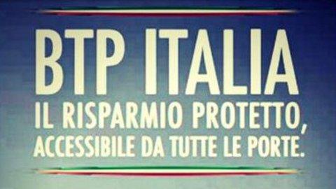 Btp Italia: è boom. Raccolti già quasi 9 miliardi il primo giorno di collocamento