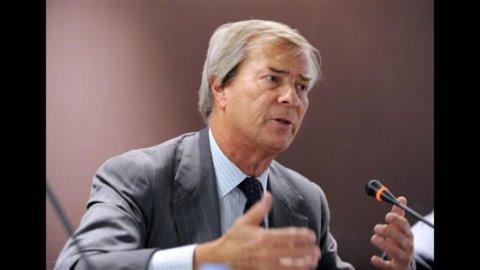 Premafin: Consob, multa di 3 milioni a Bollorè