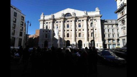 L'ottimo esito delle aste di Btp Italia e Bonos e i segnali americani fanno correre Piazza Affari