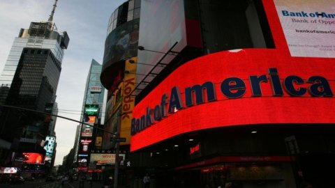 Mutui subprime, Bank of America verso multa record