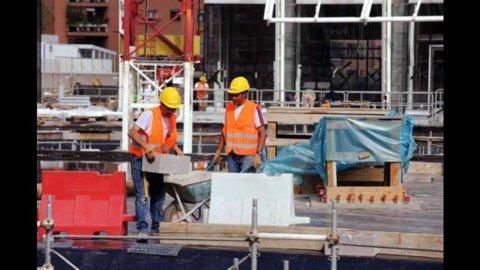 Istat: continua il crollo dell'edilizia, -10,8% a novembre
