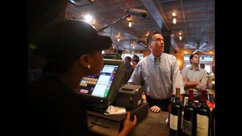 Obama-Romney: stanotte l'ultima sfida, nei sondaggi i 2 leader alla pari