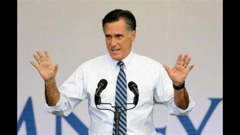 Romney cambia pelle: voltafaccia moderato e il candidato repubblicano va in testa nei sondaggi