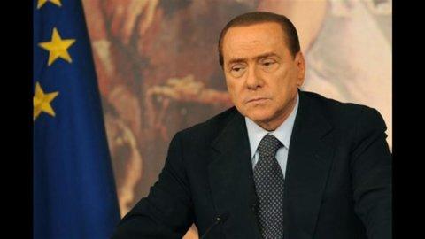 """Berlusconi: """"Non mi ricandido, sì a primarie"""""""