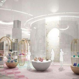 A Dubai il negozio di scarpe più grande del mondo: 15mila paia di 250 marche in vendita
