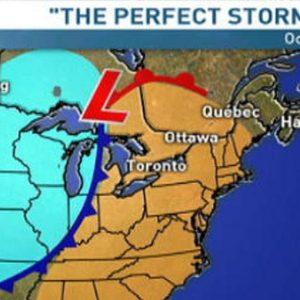Gli Usa temono Frankenstorm, la tempesta perfetta