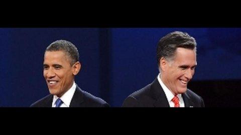"""Romney punta sull'economia, ma per Obama la parola d'ordine è """"continuità"""""""