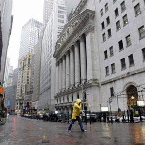 L'uragano Sandy blocca le Borse