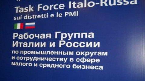 A Macerata si dibatte di investimenti italiani in Russia e Task force