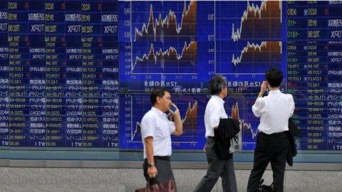 Borse, bene l'Asia dopo il record di Wall Street