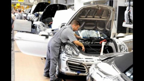 Germania, crollo ordini industria: -3,3% a settembre