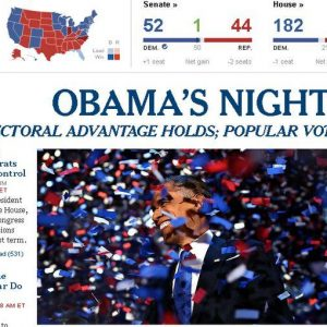 Obama bis, le reazioni della stampa e dei leader internazionali