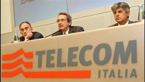 La Borsa premia Telecom Italia che difende la redditività e abbassa il debito