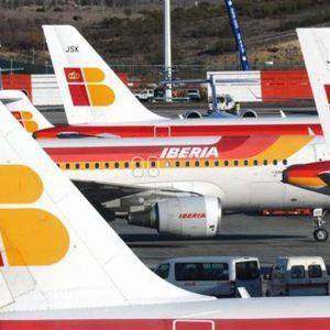 Iberia, tagliati 4.500 posti di lavoro