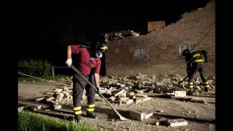 Terremoto, 5 Paesi Ue contro i fondi per l'Emilia