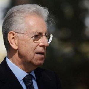 """Monti: """"Non vorrei rimanere premier"""""""