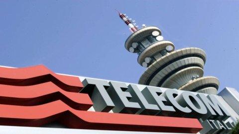 Borsa: cade il titolo Telecom, dal mercato prese di beneficio