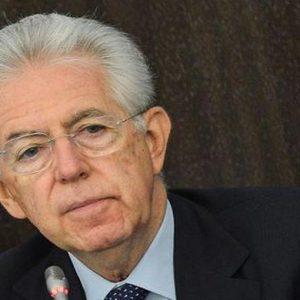 """Consulta, Monti: """"Senza il blocco delle pensioni, c'era il default"""""""