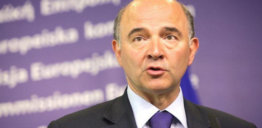 """Moscovici: """"L'Italia è un problema"""". E Tria resta sotto assedio"""