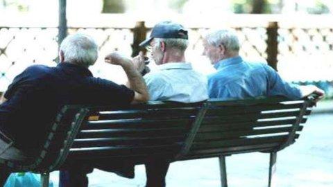 Istat: un pensionato su 8 con meno di 500 euro al mese