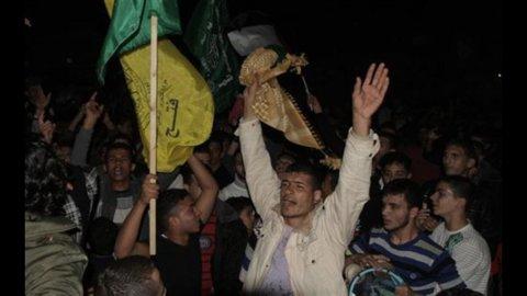 Gaza, regge la tregua tra Hamas e Israele