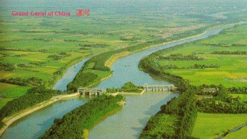 Anche la Cina ha il suo Canal Grande: in lizza per il riconoscimento dell'Unesco