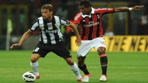 CAMPIONATO – Stasera il big match di San Siro tra Milan e Juventus: tra Chelsea e Berlusconi