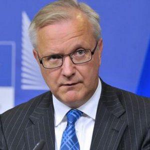 Rehn: serve coordinamento contro svalutazioni competitive