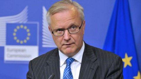 Ue: solo Spagna e Cipro a rischio stress nel breve termine