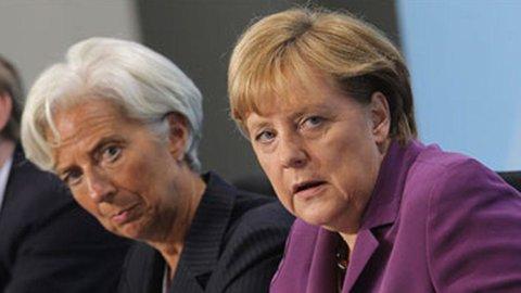 Grecia: Eurogruppo e Fmi trovano l'accordo sul debito, a breve altri 44 miliardi di aiuti